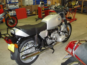 R65 Ready to Ride